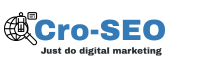 CRO-SEO – Just do digital marketing